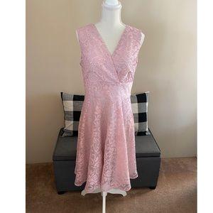 Sangria Pink Dress Size 12